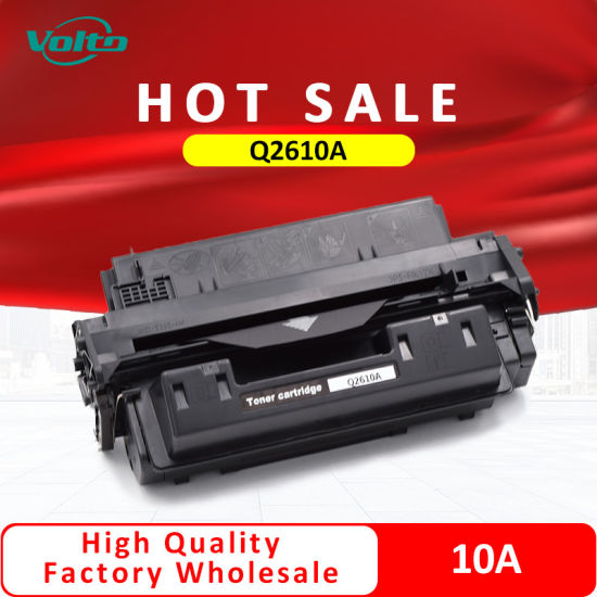 Compatible Black Toner Cartridge Q2610A 10A for HP2300 2300n 2300dn 2300d 2300dtn