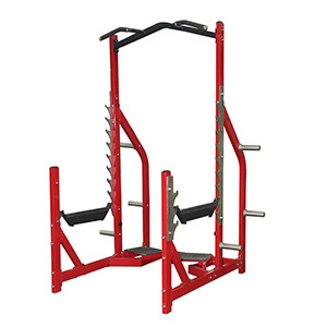 Commercial Fitness Equipment Power Rack Machine
