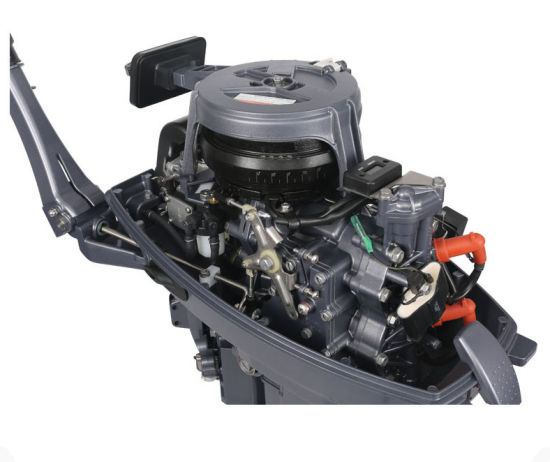 9 8HP Boat Motor Gasoline 2 Stroke 7 2kw 169cc Chinese