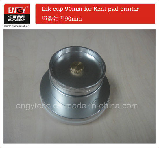 90mm Ink Cup with Ceramic Ring for Pad Printing for Kent Pad Printing Machine pictures & photos