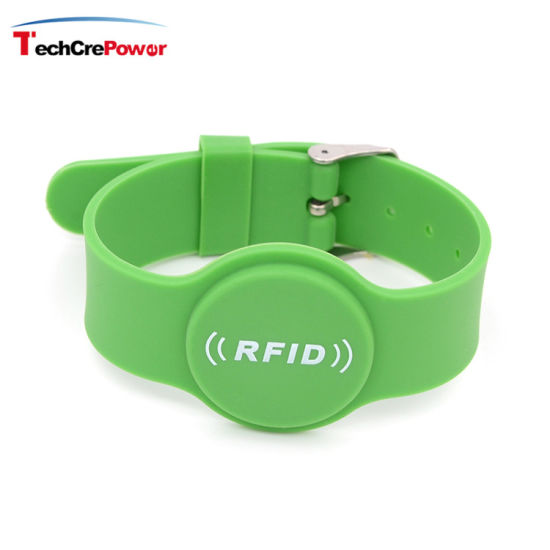 G00h Silicone Wristband Cheap Price Child Smart RFID Wristband pictures & photos
