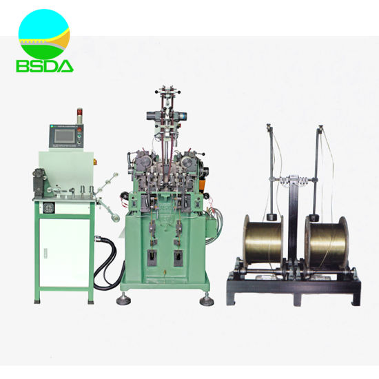 High Standard Speed Metal Y-Teeth Zipper Making Machine