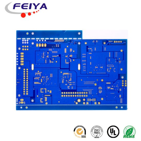 China Fr4 Double Sided PCB Fr4 PCB with Green Solder Mask Custom
