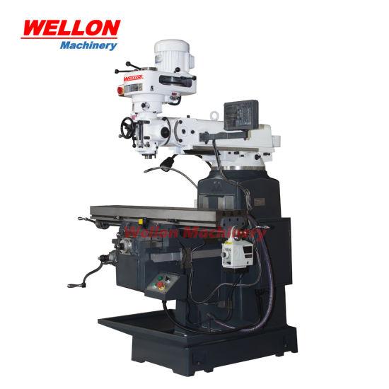 Universal Turret Milling Machine (X6325 Vertical Turret Mill Machine)