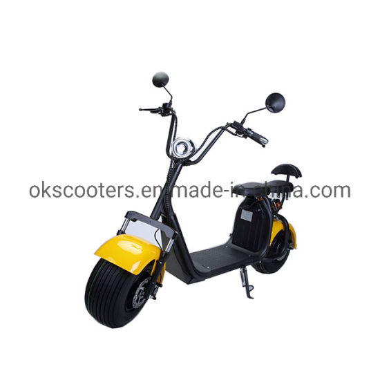 Europe Stock EEC Coc Electric Golf Scooter Electric Powered Scooter