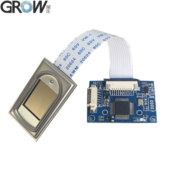 Grow R303t FPC1020 Capacitive Fingerprint Module with Finger Touch Function