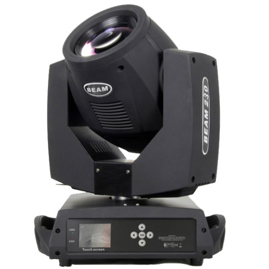 New Professional 230W Sharpy 7r Beam Moving Head Light Price pictures & photos