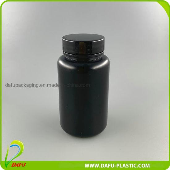 150ml HDPE Plastic Pill Plastic Medicine Bottle with Plastic