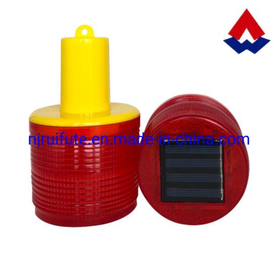 Traffic Cone Warning Lights Solar LED Traffic Lights