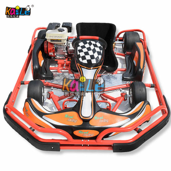 China 200cc Attractive Racing Car Game Heavy Duty Amusement Adult