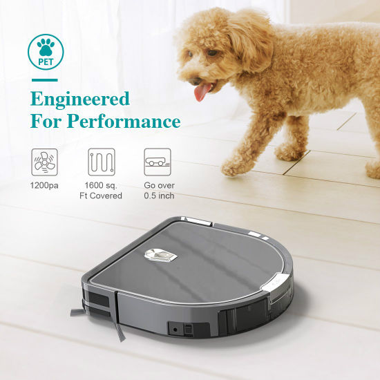 Floor Mop Robot Vacuum Cleaner for Home, Sensor, Remote Control Self Charge Robot