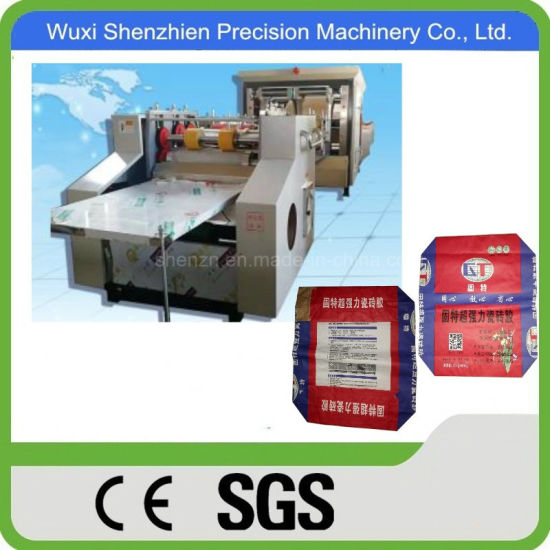 Automatic Machinery of Cement Kraft Paper Bag Production Line