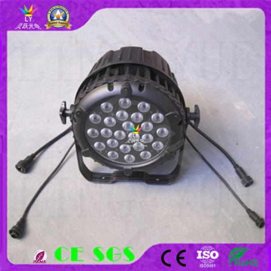 Waterproof DMX 14X10W RGBW PAR LED out Door Stage Light