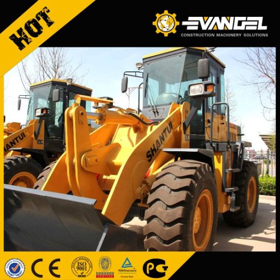 Shantui SL50W New Style Construction Machine Multi-Functional Wheel Loader pictures & photos
