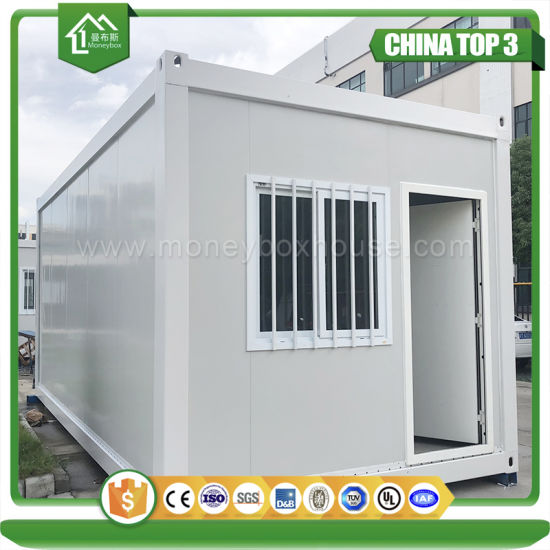 Global Export Modular Easy Assembly Prefab Philippines Container Van House
