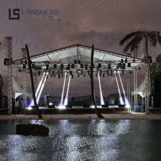 Aluminum Tower Stage Truss System Display