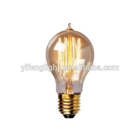 A19 Vintage Edison Decorative Light Bulbs 60W Dimmable Decorative pictures & photos