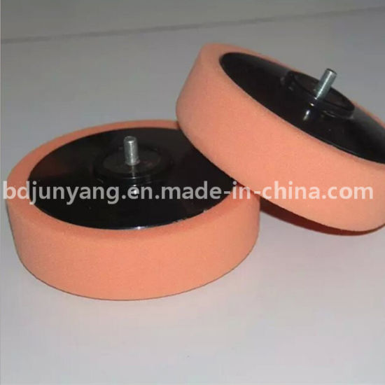 Sponge Grinding Wheel Used on Angle Grinder pictures & photos