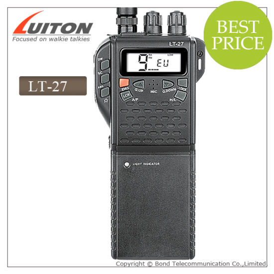 Lt-27 Handheld CB Radio 27MHz pictures & photos