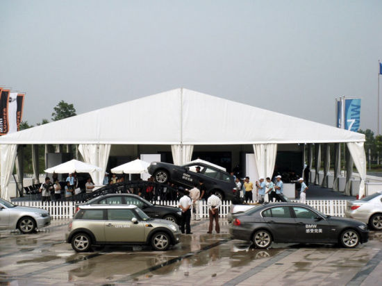 20X30m Exhibition Tent with White PVC Cover (SLP-49)