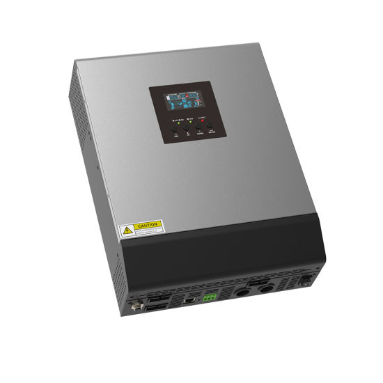 1 PF High Frequency Single Phase off Grid Power Inverter MPPT Charge Controller 5kw 48V 50A for Home Office Public