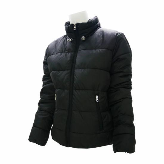 Women Jacket Latest Design Waterproof Rain Clothing Eco-Freindly Fill Coat