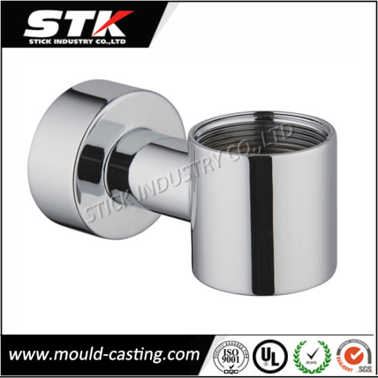 Zamak Alloy Die Casting for Bathroom Basin Faucet Part pictures & photos