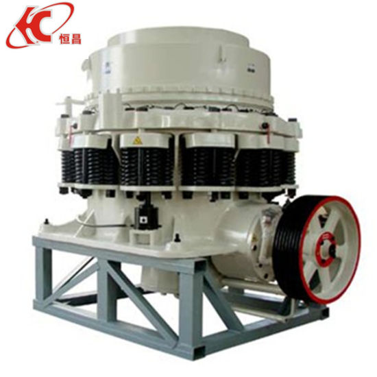 Spring and Hydraulic Cone Crusher for Rock Stone pictures & photos