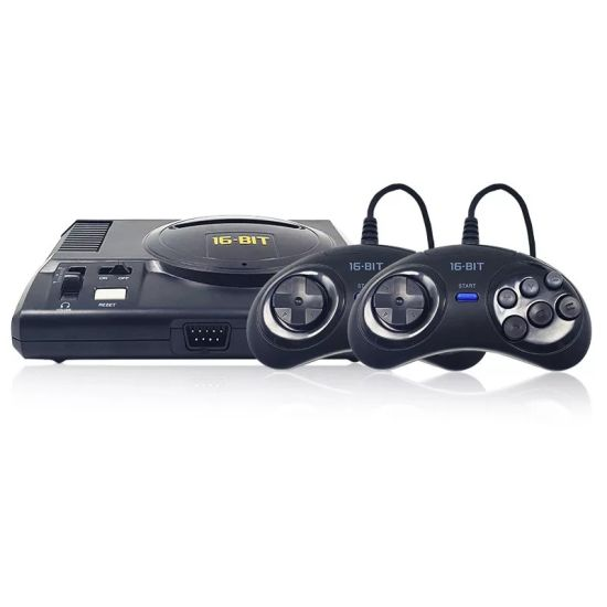 2020 New Arrival 16bit Mini Retro Game Console for Sega with Two Controllers