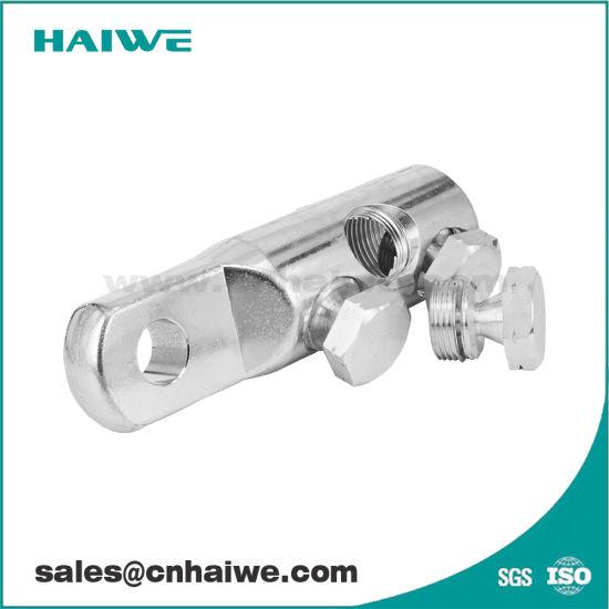 LV Aluminum Shear Head Mechanical Connector