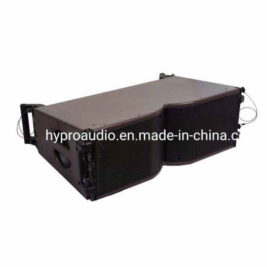 Haoyang PRO Audio Kara Dual 8 Inch Two Way Professional Audio Line Array Speaker