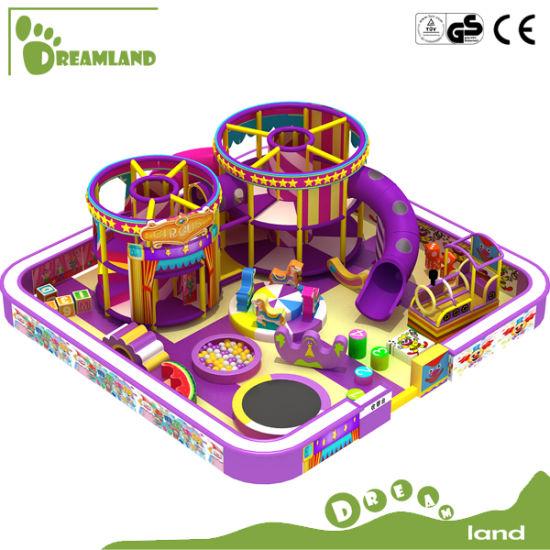 Huge Popular Amazing Indoor Playground Equipment for Sale