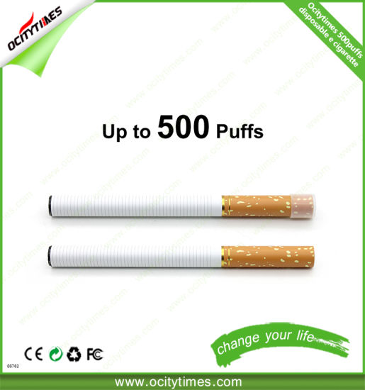 500 Puffs Fillable Disposable E Cigarette Cbd Oil Vape Pen