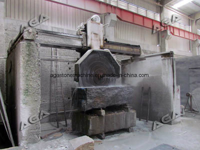 Dq2500 Multi Wire Granite Block Cutters for Marble Granite Slab pictures & photos