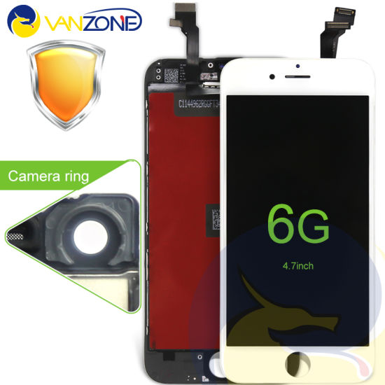 2017 Wholesale Tianma LCD Screen Touch Scrren for iPhone 6 LCD Screen