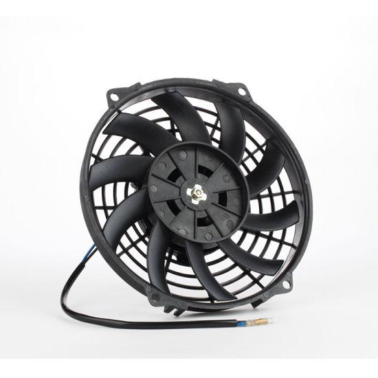 12V 180W Bus Condenser Fan Automobile Cooling Car Electric Fan Motor (12 inch)