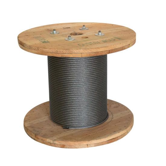 Gustav Elevator Steel Wire Rope with High Bending Resistance