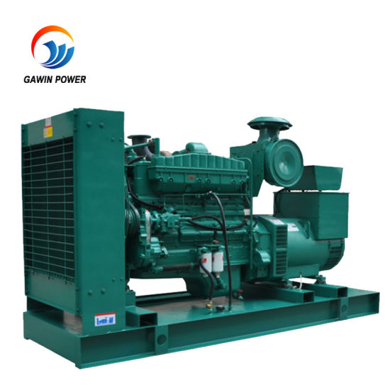 UK Engine 50kw Open Type Generator Set pictures & photos