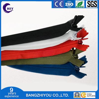 Closed-Tail Nylon Pillow Home Textile Chiffon Dress Invisible Zipper