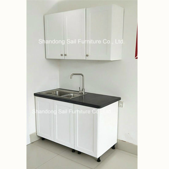 Pvc Moulded Door Small Kitchen Cabinet