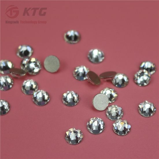 China Manufacturer Ab Hot Fix Loose Rhinstone Iron-on Hot Fix Rhinestone Strass pictures & photos