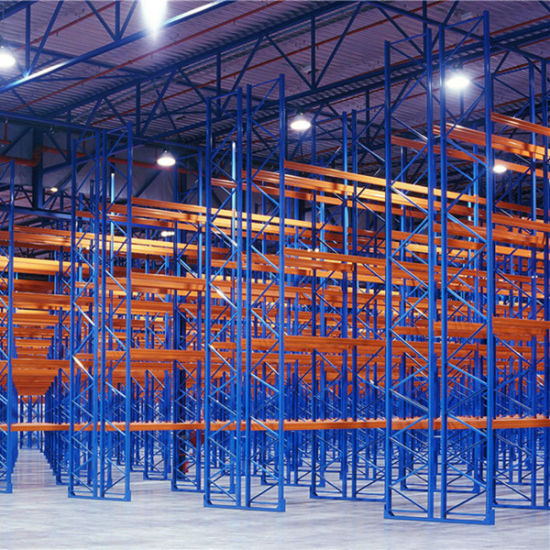 Selective Pallet Racking with Wire Mesh pictures & photos