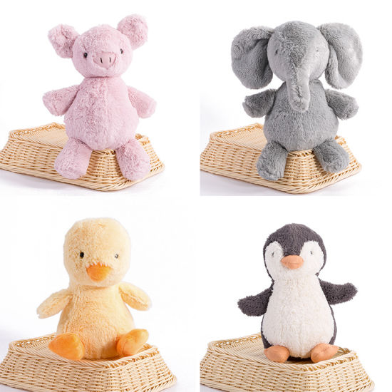 Custom Baby Plush Toy Animal Plush Toy