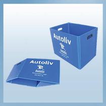 Wholesale Logo Custom PP Corrugated Packaging Bags & Cases