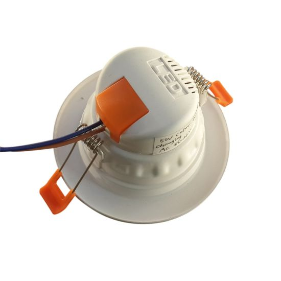 Aluminum 5W Recessed Ceiling LED Spot Light 2.5 Inch pictures & photos