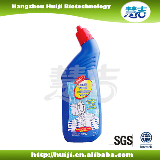 Strong Decontamination Acid Toilet Cleaner 500ml, 750ml pictures & photos