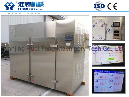 Customized Electric Hot Air Tray Drying Oven for Food/Fruit/Vegetable/Chemical/Health Care Products