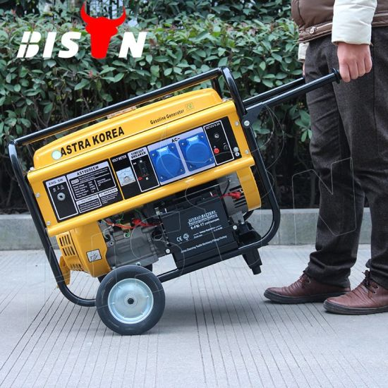 Sensational Bison China Bs5500H H 4Kw 4Kv 4000W Air Cooled Copper Wire Household Standby Portable Generator Gasoline Download Free Architecture Designs Scobabritishbridgeorg