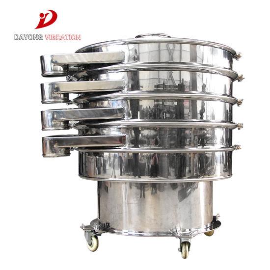 China Widely Application Iron Grading Vibrating Sifter - China