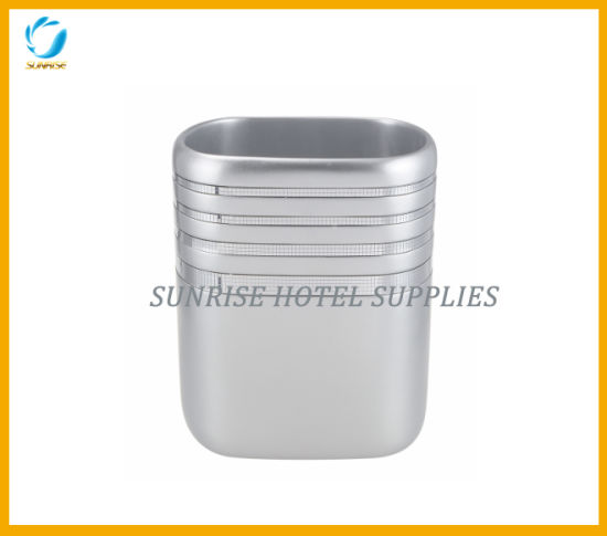 Hotel Bathroom Silver Amenity Holders pictures & photos